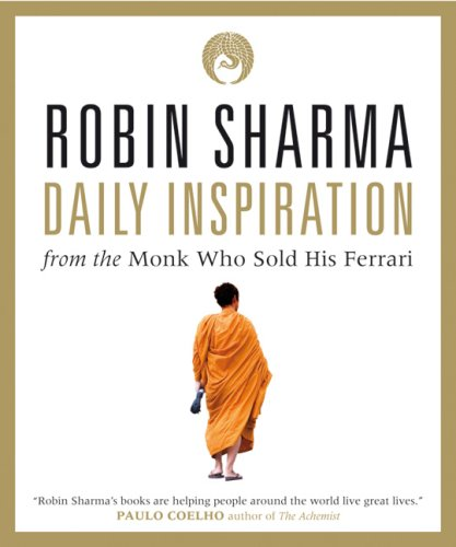 9780002007313: Daily Inspiration From The Monk Who Sold His Ferrari