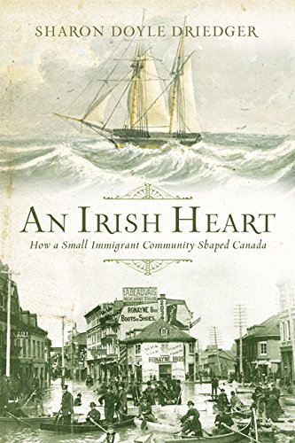 9780002007849: An Irish Heart; How a Small Immigrant Community Shaped Canada