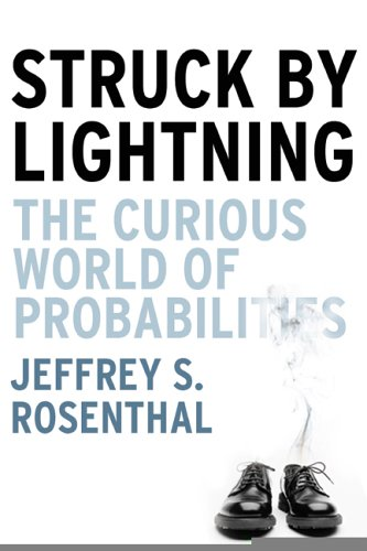 9780002007917: Struck by Lightning: The Curious World of Probabilities