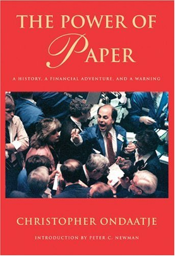 9780002008600: Power of Paper, The: A History, a Financial Adventure and a Warning