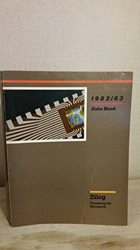 9780002034029: Zilog Data Book 1982/83