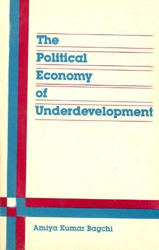 9780002100113: Political Economy of Underdevelopment, The
