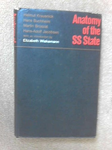 9780002110266: Anatomy of the S. S. State