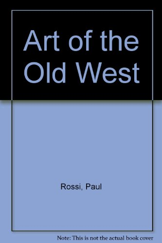 9780002110303: Art of the Old West