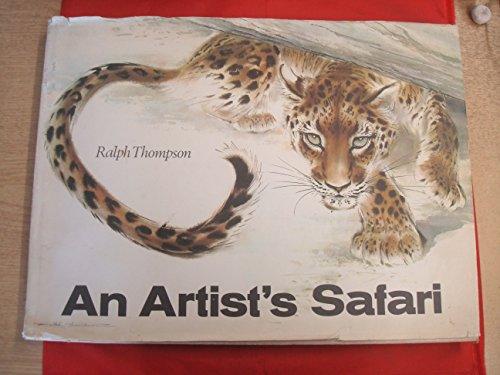 9780002110334: An Artist's Safari