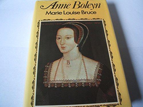 9780002110488: Anne Boleyn