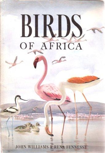 9780002110587: Birds of Africa