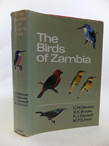 9780002110976: Birds of Zambia