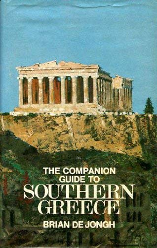 9780002111249: Southern Greece (Companion Guides)