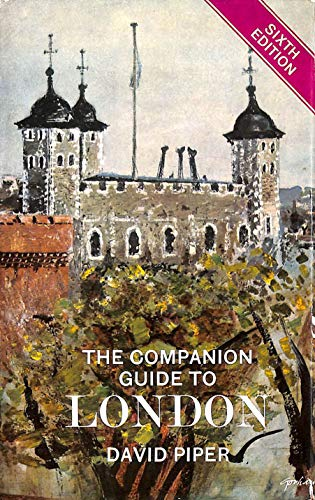 9780002111256: Companion Guide to London, The (Companion Guides)