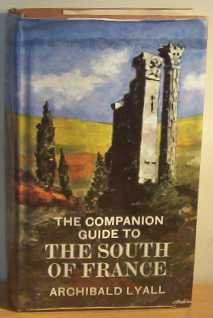 9780002111287: South of France (Companion Guides)