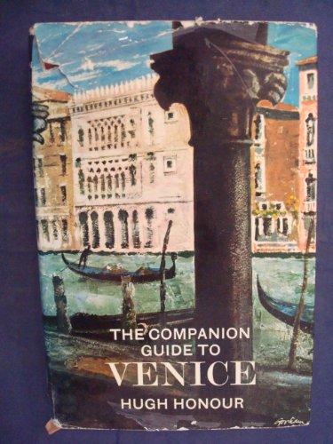 9780002111324: Venice (Companion Guides)