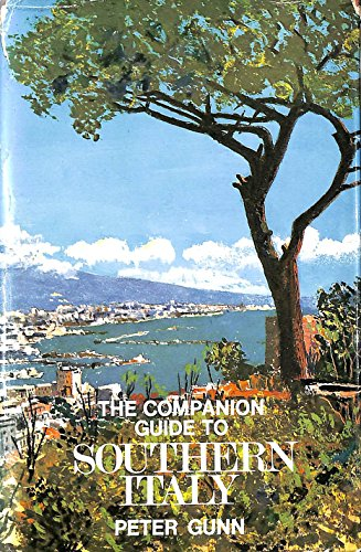 9780002111379: The Companion Guide to Southern Italy
