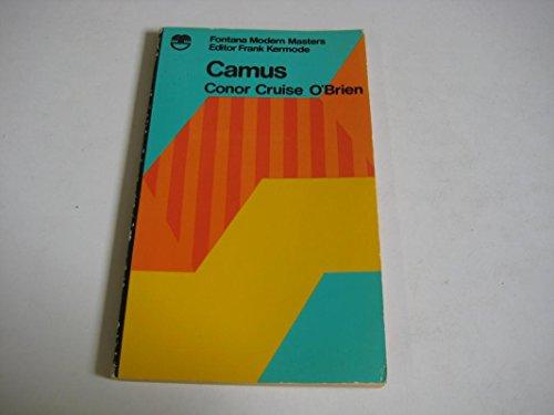 9780002111478: Camus (Modern masters)