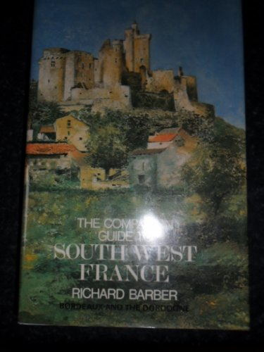 9780002111492: South West France (Companion Guides)