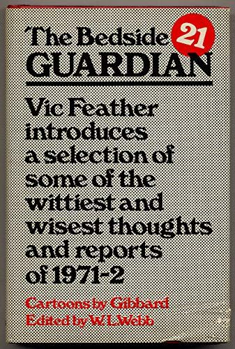 9780002111799: Bedside Guardian, 21, 1971-72