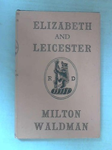 9780002112246: Elizabeth and Leicester