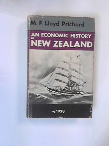 9780002112291: An Economic History of New Zealand to 1939