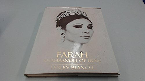 9780002112390: Farah, Shahbanou of Iran: Queen of Persia