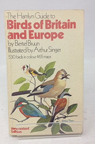 9780002112437: Birds of Britain and Europe