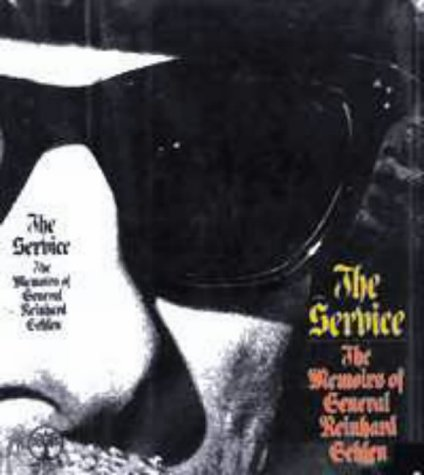 9780002112932: The Gehlen Memoirs: The first full edition of the Memoirs of General Reinhard Gehlen 1942-1971