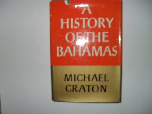 9780002113137: A history of the Bahamas