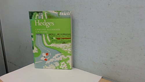 9780002113403: HEDGES (THE NEW NATURALIST)