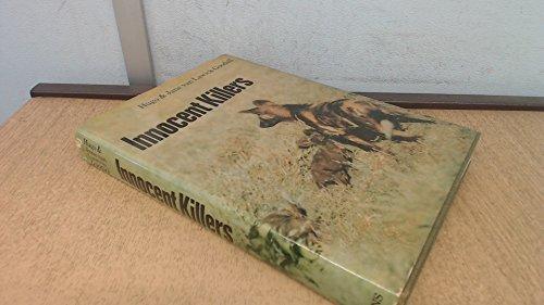 9780002113540: Innocent Killers