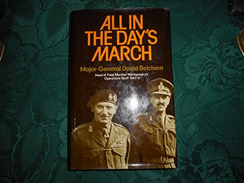 9780002113687: All in the Day's March