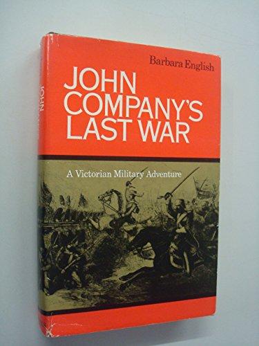 9780002113892: John Company's Last War