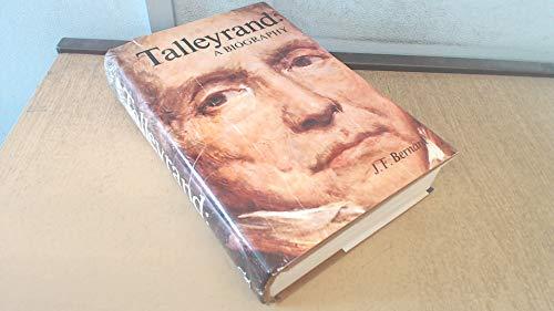 9780002113915: Talleyrand : A Biography