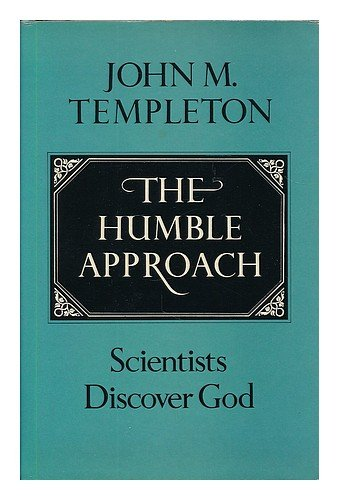 9780002113984: Humble Approach: Scientists Discover God