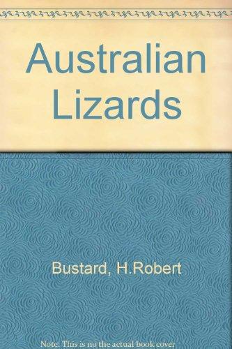 9780002114202: Australian lizards