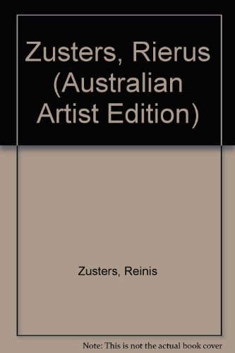 9780002114257: Zusters, Rierus (Australian Artist Edition)