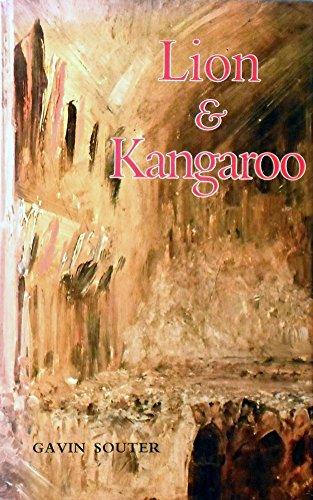 9780002114455: Lion and kangaroo: The initiation of Australia, 1901-1919