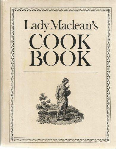 Cook Book: Maclean, Lady Veronica