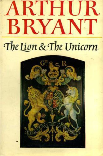 9780002114714: The Lion and the Unicorn