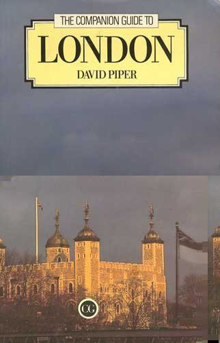 9780002114783: The Companion Guide to London (Companion Guides)