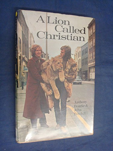 9780002114806: A lion called Christian