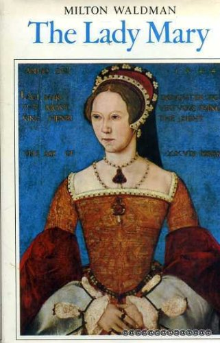 9780002114868: Lady Mary: Mary Tudor
