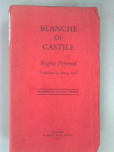 9780002114936: Blanche of Castile