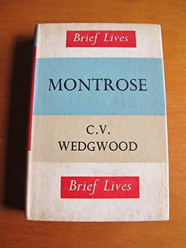 9780002115117: Montrose (Brief Lives)