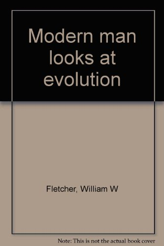 9780002115315: Modern man looks at evolution