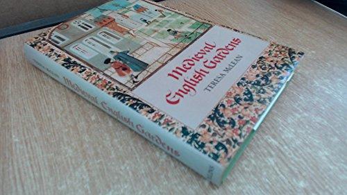 9780002115353: Mediaeval English Gardens