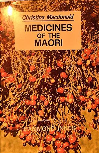 9780002115483: Medicines of the Maoris