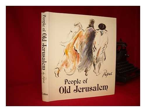 9780002116367: People of Old Jerusalem