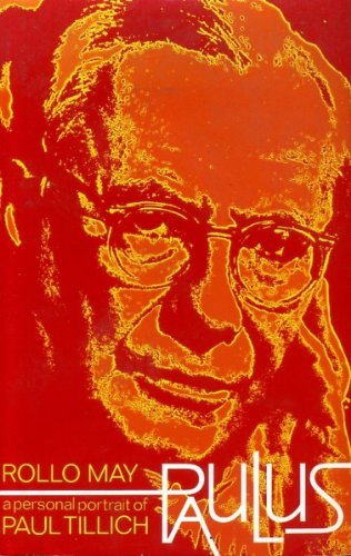 Paulus: A Personal Portrait of Paul Tillich (0002116898) by ROLLO MAY