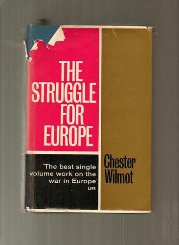 9780002117579: Struggle for Europe