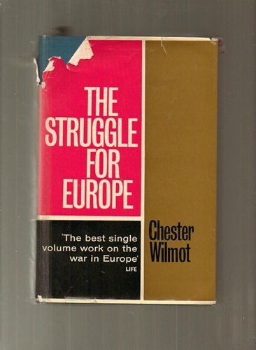 9780002117579: The struggle for Europe;