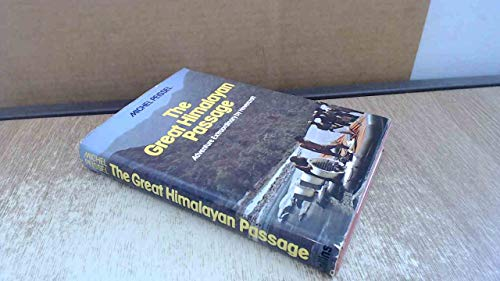 9780002118415: The great Himalayan passage: Across the Himalayas by hovercraft